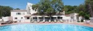 Domaine de Caranella, hôtel avec piscine à Porto Vecchio