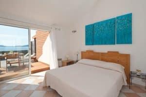 Hotel avec Chambre bord de mer Porto Vecchio