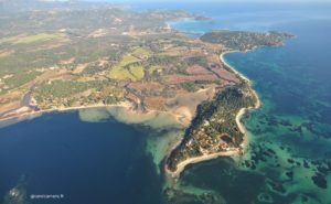 plage et golfe Saint Cyprien